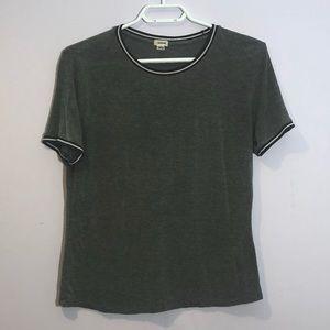 2 for 20‼️ Garage grey ringer t-shirt
